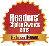 Paesano's Italian Restaurant Steveston Readers' Choice Award 2013