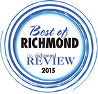 Paesano's Italian Restaurant wins 2015 Richmond Review's Best Italian Restaurant Richmond award